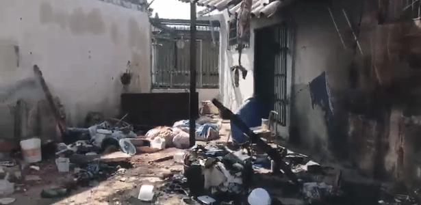 Unidade prisional de Aparecida de Goiânia que foi palco de rebelião no começo de janeiro
