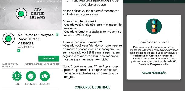 Recupere as mensagens apagadas do WhatsApp - 1 - Reprodução - Reprodução