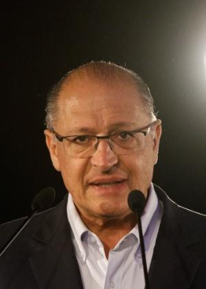 O pré-candidato do PSDB à Presidência, Geraldo Alckmin