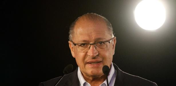 08.mar.2018 - Geraldo Alckmin, pré-candidato à Presidência da República