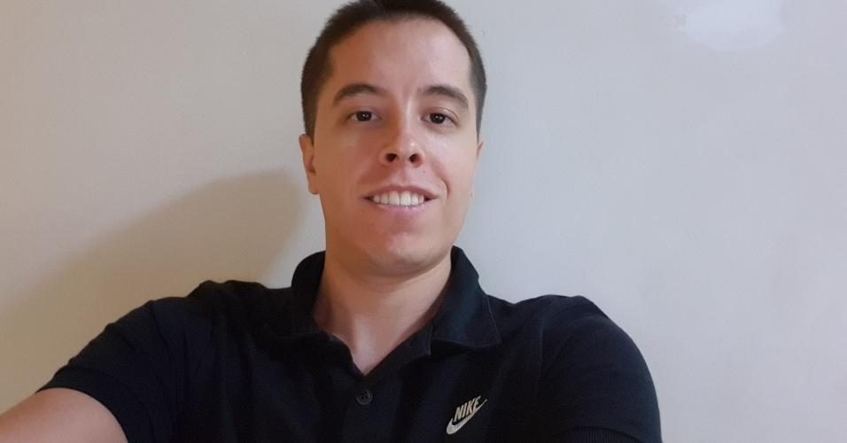 Galaxy Note 9 - selfie em ambiente com pouca luz