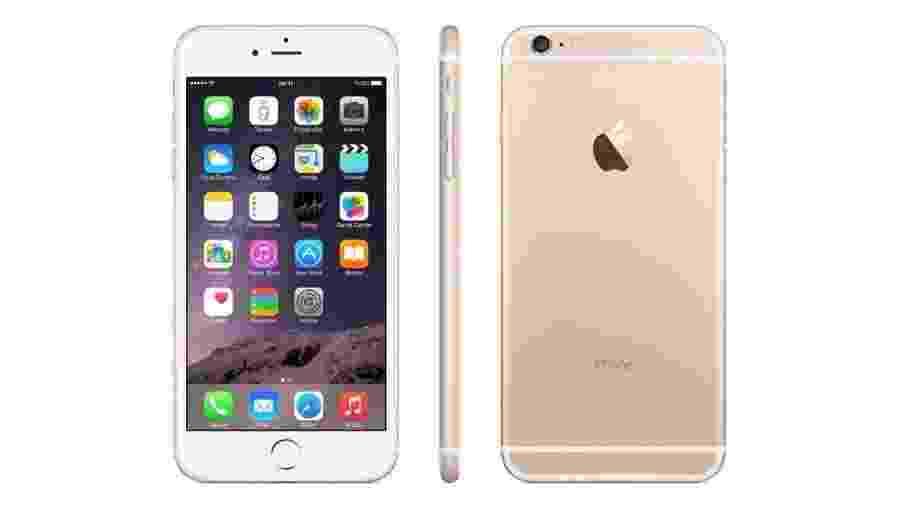iPhone 6, lançado em 2014, está fora da lista de celulares que receberão iOS 13 - Divulgação