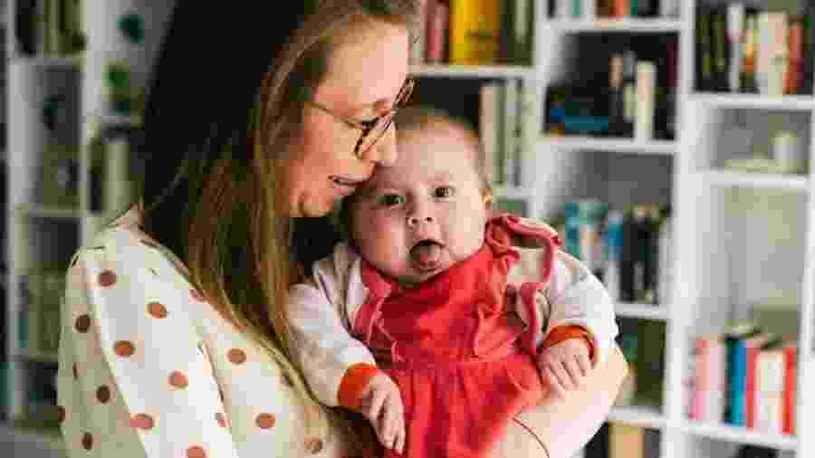 """Ellen, mãe de Pia, diz que a resposta à campanha de arrecadação de fundos da família foi """"avassaladora"""" - Inneke Gebruers"""