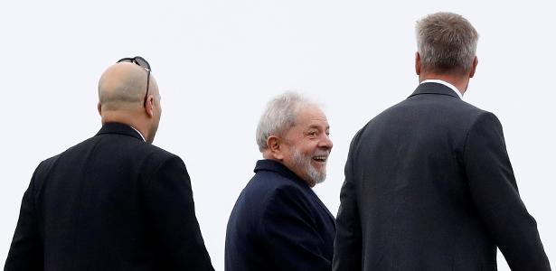 União gastou R$ 847 mil com assessores e motoristas de Lula durante prisão