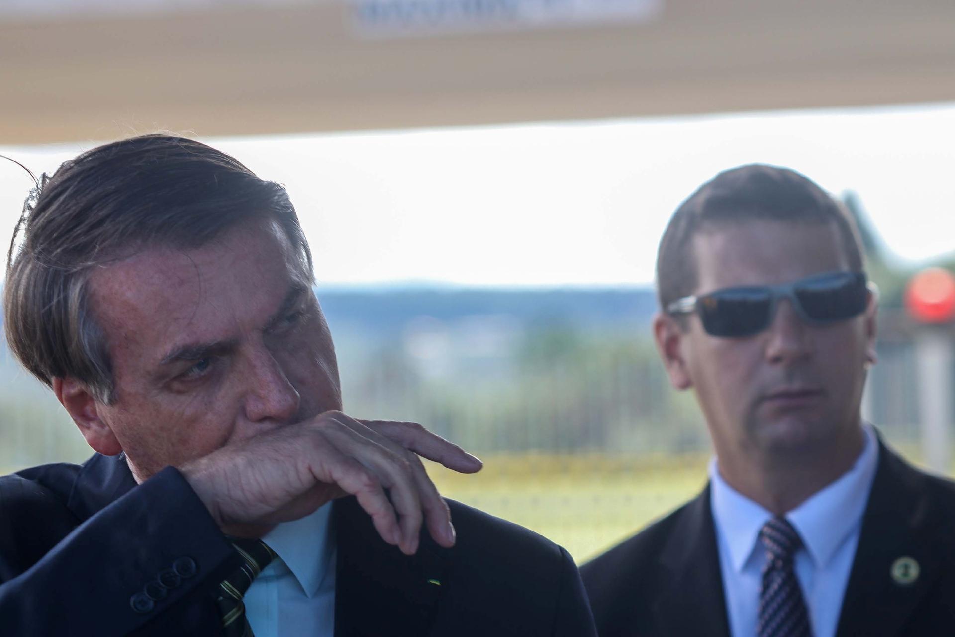 Coronavírus: Bolsonaro reclama da postura de Moro na crise