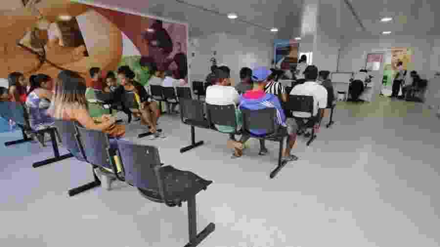 UPA Jacintinho, em Maceió, foi um dos locais em que a vítima foi atendida - Thiago Sampaio/Divulgação/Secretaria de Estado de Saúde de Alagoas