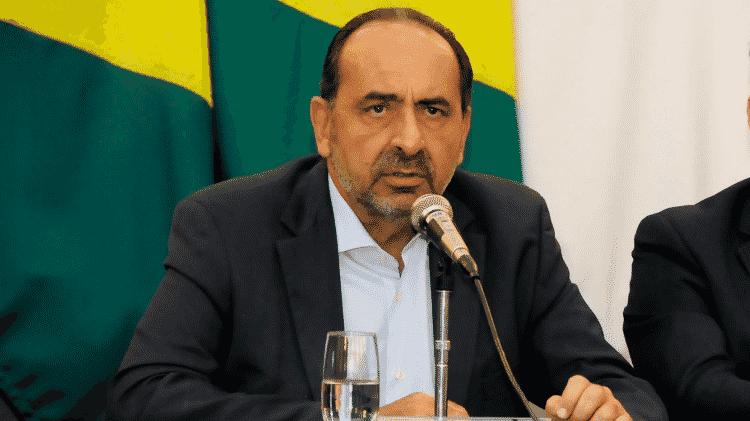 Alexandre Kalil (PSD-MG), prefeito de BH, tem rusga com Sette Câmara, presidente do Galo - Amira Hissa/Prefeitura de Belo Horizonte - Amira Hissa/Prefeitura de Belo Horizonte