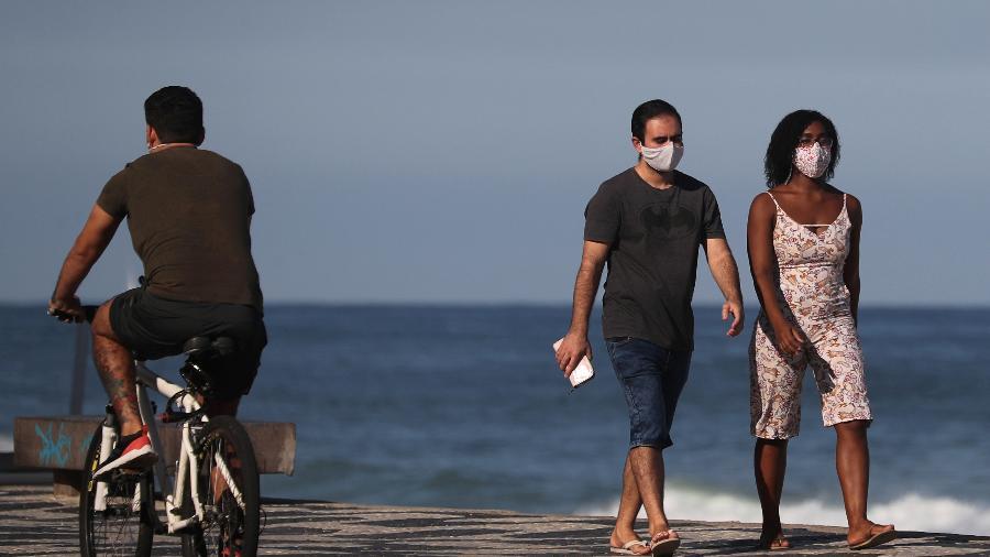 Últimos números da covid-19 no Brasil foram divulgados - SERGIO MORAES/REUTERS