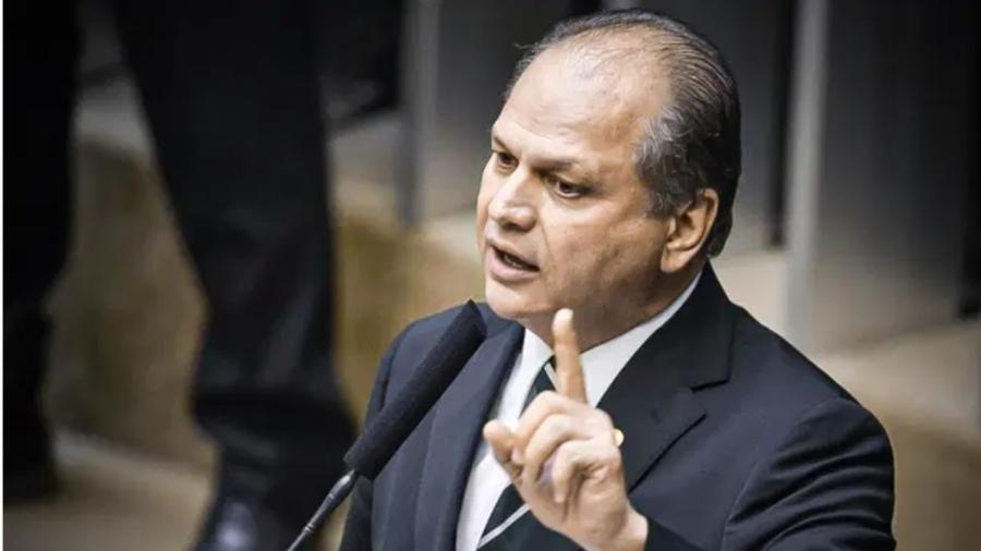 Ricardo Barros, líder do governo na Câmara, defendeu o nepotismo no setor público nacional - Valter Campanato/Agência Brasil