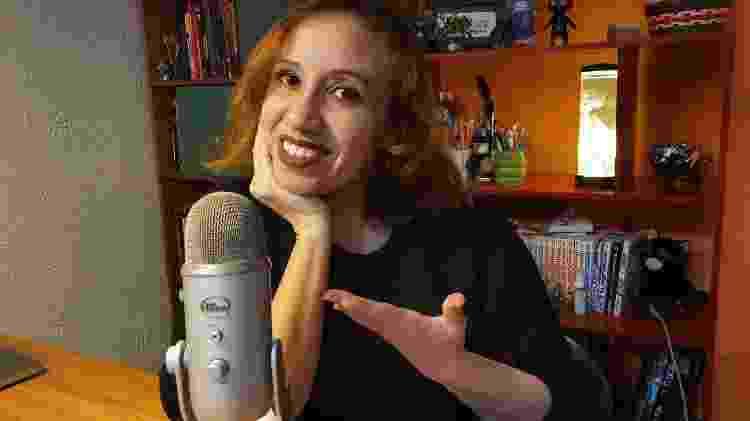 Ira Croft, publicitária, podcaster, sócia e produtora no Mundo Freak - Arquivo pessoal - Arquivo pessoal