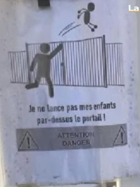 Não há registros de estudantes feridos, mas diretora diz que estabelecimento preferiu tomar uma iniciativa preventiva - La Provence/Reprodução