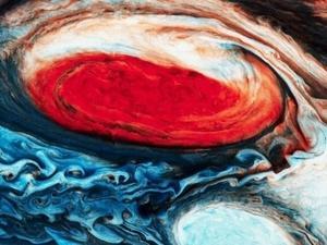 Tempestades em Júpiter - Getty Images - Getty Images
