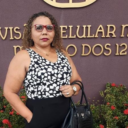 Francisca Elisabete Rocha, 45, morreu em Manaus vítima da covid-19 - Arquivo pessoal