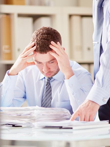 O funcionário insatisfeito não está bem ajustado à cultura da empresa - Getty Images