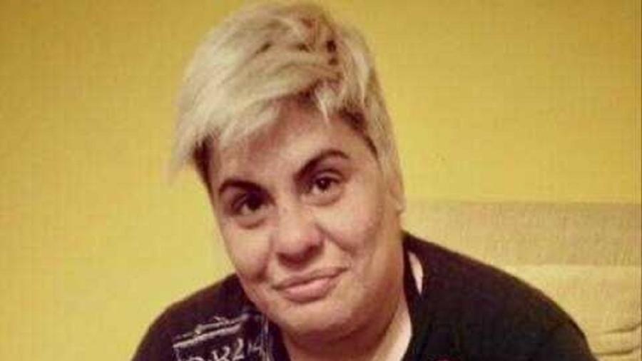 A líder comunitária Fabíola do Rocio Rebouças, que morreu após ser atingida por seis tiros em Curitiba - Arquivo pessoal