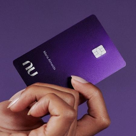 Cartão de crédito Nubank Ultravioleta premium - Divulgação
