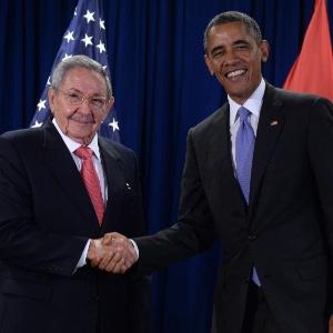 Raúl Castro e Barack Obama firmam processo de reaproximação entre Cuba e Estados Unidos