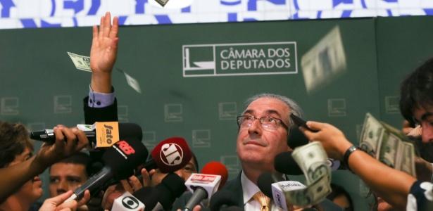 Ministério Público da Suíça diz que ativos de Cunha continuam congelados