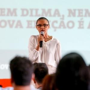 Marina voltou a defender novas eleições - Pedro Ladeira/Folhapress