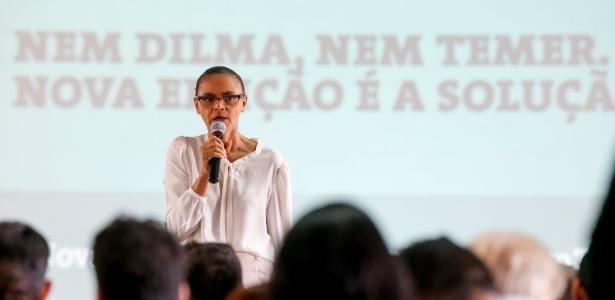 Marina Silva foi candidata à Presidência em 2010 pelo PV e em 2014 pelo PSB