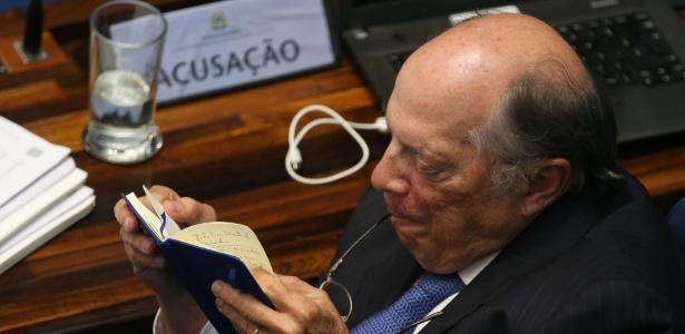 Dilma governou através da mentira, diz Reale Júnior no Senado - Fabio Rodrigues Pozzebom/Agência Brasil