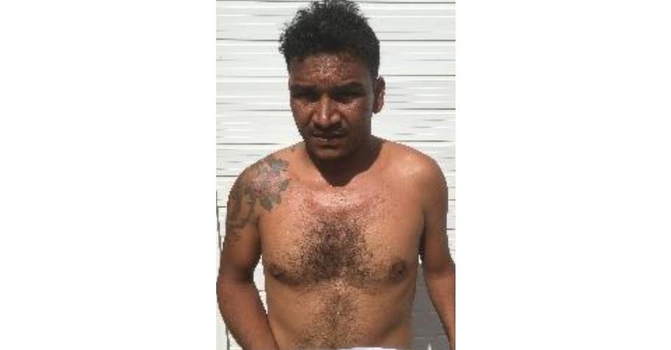 Edismar Henrique Duran Barreto; crime: roubo, furto e receptação