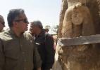 Reprodução/Ministério de Antiguidades do Egito