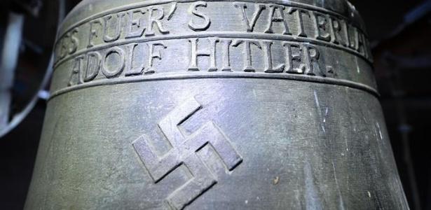 """""""Sino de Hitler"""" foi instalado em 1934"""