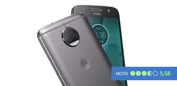 Moto G5S Plus - nota do UOL Tecnologia - Arte/UOL - Arte/UOL