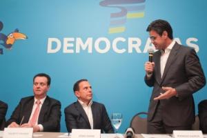 Aliado do PSDB, Rodrigo Garcia vê 'Centrão' caminhar na direção de Alckmin (Foto: Luiz Cláudio Barbosa/Código19/Estadão Conteúdo)