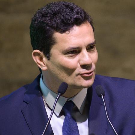 Sergio Moro participa de simpósio de combate à corrupção - ERBS JR./FRAMEPHOTO/FRAMEPHOTO/ESTADÃO CONTEÚDO