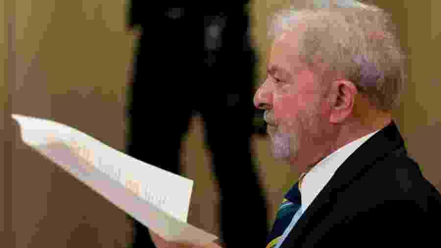 31.out.2019 - Ex-presidente Lula dá entrevista para jornalistas em Curitiba - AF Rodrigues/Agência Pública