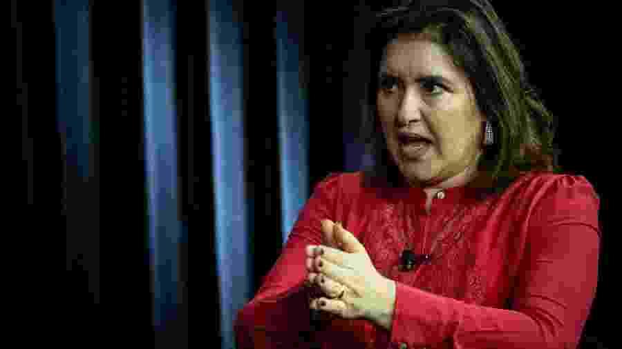 Simone Tebet, senadora do MDB-MS, preside a Comissão de Constituição e Justiça (CCJ) da Casa - Kleyton Amorim/UOL