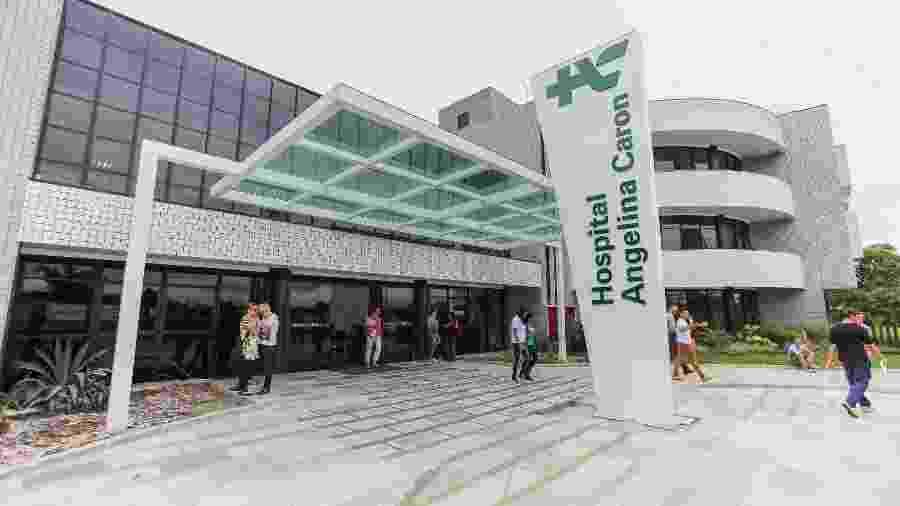 Hospital do Paraná é referência em cirurgia bariátrica no Brasil - Daniel Castellano/Divulgação