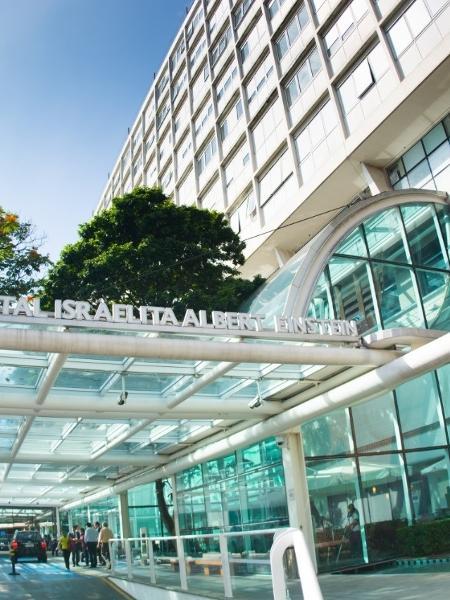 Hospital da Sociedade Beneficente Israelita Brasileira Albert Einstein, em São Paulo - Divulgação/Hospital Albert Einstein