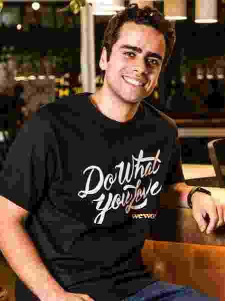 Lucas Mendes, gerente geral do WeWork no Brasil  - Marcelo Spatafora/WeWork - Marcelo Spatafora/WeWork