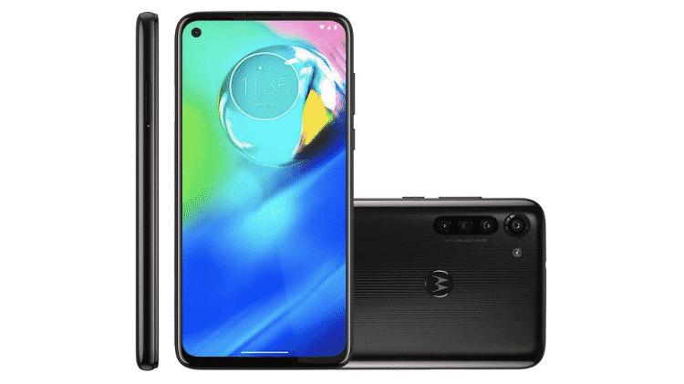 Motorola Moto G8 - Divulgação - Divulgação