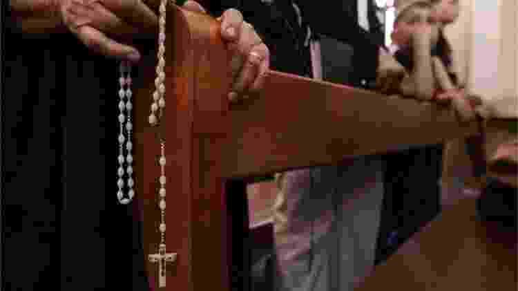 As minorias cristãs foram perseguidas pelo Estado Islâmico - AFP - AFP