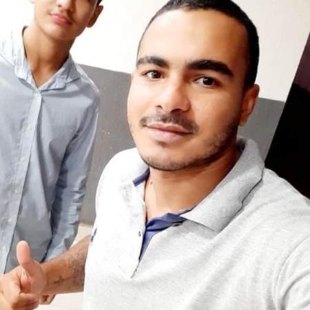 Joseval Andrade Brito Junior, 25 anos, desaparecido em São Paulo - Arquivo pessoal