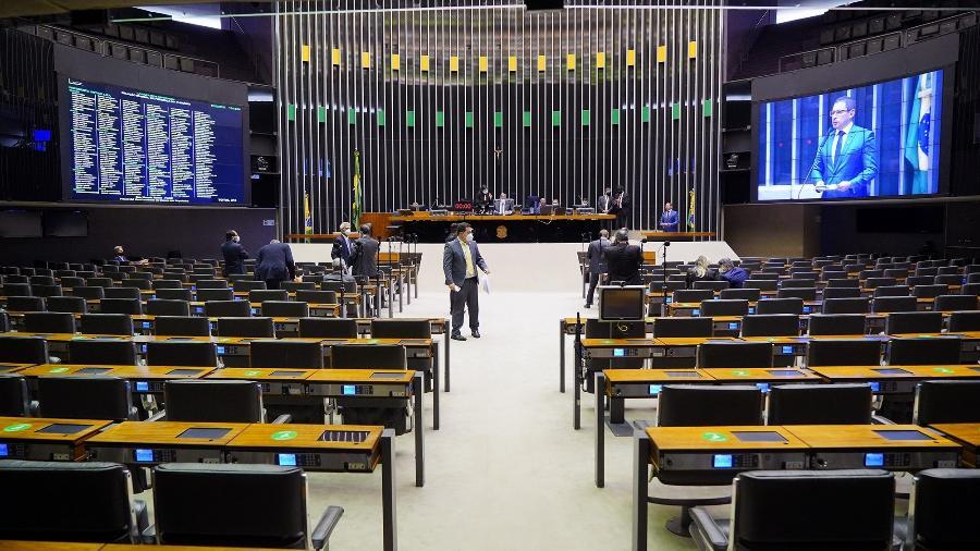 O texto aprovado foi o do relator, deputado Roberto de Lucena (Podemos-SP) - Pablo Valadares/Câmara dos Deputados
