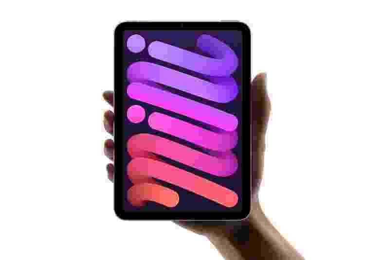 iPad mini - Divulgação/ Apple - Divulgação/ Apple