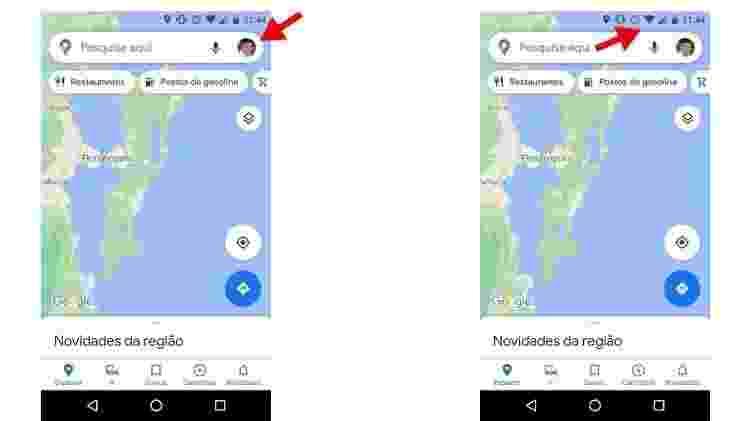 1 - como usar o Google Maps sem internet no celular? - Reprodução - Reprodução