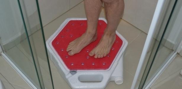 Empresa brasileira cria equipamento para reaproveitar água do chuveiro - Divulgação