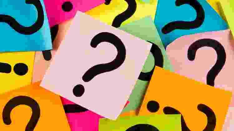 Perguntados - iStockphoto - iStockphoto