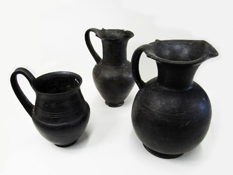 Peças da Coleção Teresa Cristina, do Museu Nacional