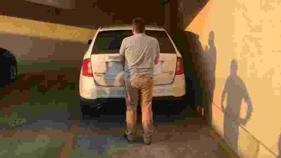 Empresário é preso suspeito de golpe da cidadania italiana - Divulgação/Polícia Civil RS