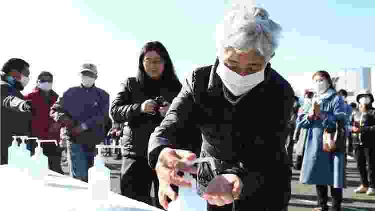 Japão coronavírus medidas - Getty Images - Getty Images