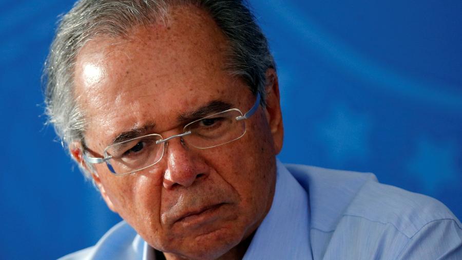 """Ministro da Economia afirmou que Brasil """"surpreenderá o mundo"""" e terá um crescimento maior que o de outros países na saída da crise -"""