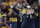 Candidato à presidência da Federação Espanhola quer Maradona como técnico - AGUSTIN MARCARIAN