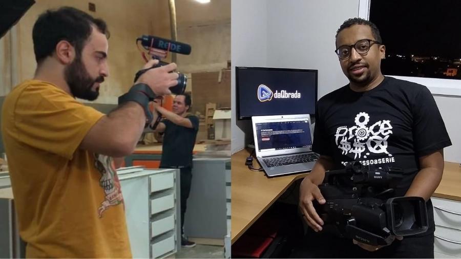 """Criadores da """"daQbrada"""", plataforma de streaming dedicado a séries e filmes produzidos por cineastas das periferias  - Shaiene Assis"""